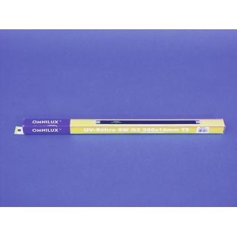 OMNILUX UV Tube 8W G5 T5 5000h 300 x 16mm #3