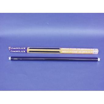 OMNILUX UV Tube 18W G13 600 x 26mm T8