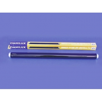 OMNILUX UV Tube 20W G13 600x38mm T12