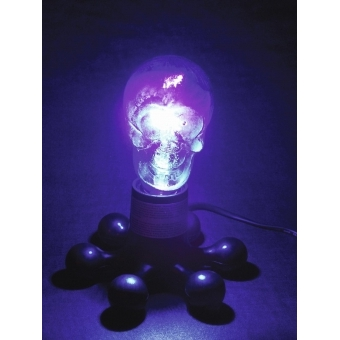 OMNILUX UV skull lamp 230V/75W E-27 80mm #3