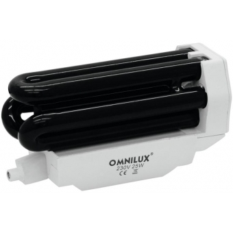 OMNILUX UV ES Lamp 25W 230V R7s