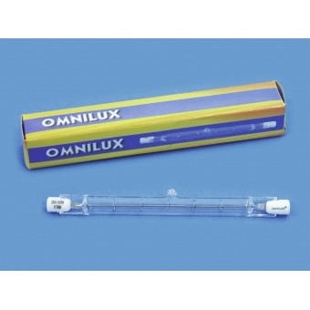 OMNILUX 230V/800W R7s 118mm Pole Burner