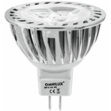 OMNILUX GU-5.3 12V 3x1W LED green