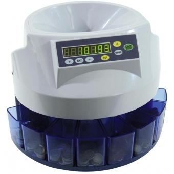 EUROLITE CS-100 Coin counter/sorter