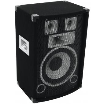 OMNITRONIC DS-103 MK2 3-Way Speaker 400W