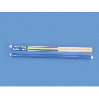 OMNILUX Tube 18W 600x26mm T8 blue glass