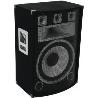 OMNITRONIC DS-153 MK2 3-Way Speaker 600W