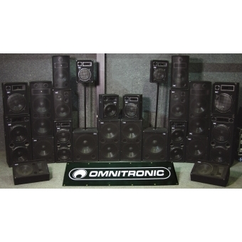OMNITRONIC TX-1220 3-Way Speaker 700W #6