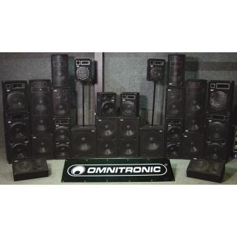 OMNITRONIC TX-2520 3-Way Speaker 1400W #4