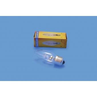 OMNILUX 230V/42W E-27 Candle Lamp clear H