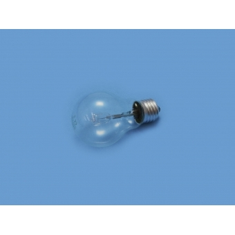OMNILUX A19 230V/28W E-27 clear halogen #2