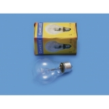 OMNILUX A19 230V/28W E-27 clear halogen
