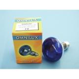 OMNILUX R80 230V/60W E-27 blue
