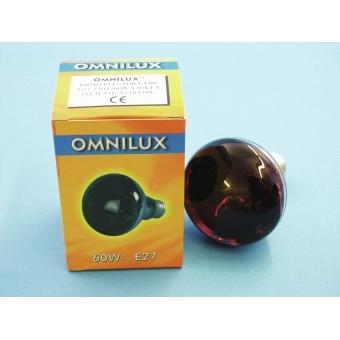 OMNILUX R80 230V/60W E-27 violet