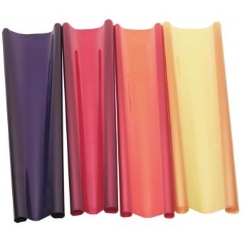 EUROLITE Color Foil 128 bright pink 122x100cm