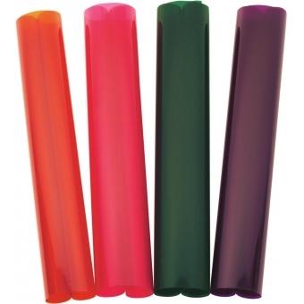 EUROLITE Color Foil 164 flame red 61x50cm
