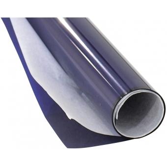EUROLITE Color Foil 181 congo blue 61x50cm #2