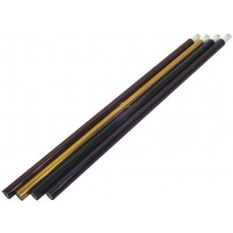 ACCESSORY Color Foil Roll 158 deep orange 122x762cm #2