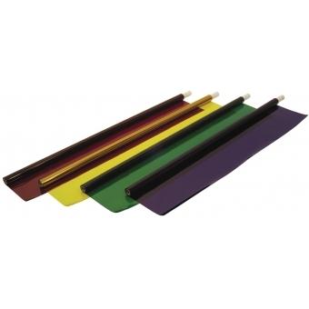 ACCESSORY Color Foil Roll 187 cosm. rouge 122x762cm