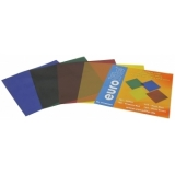 EUROLITE Color-Foil Set 24x24cm,four colors