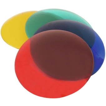 EUROLITE Color Cap Set for PAR-36, 4 colors #2