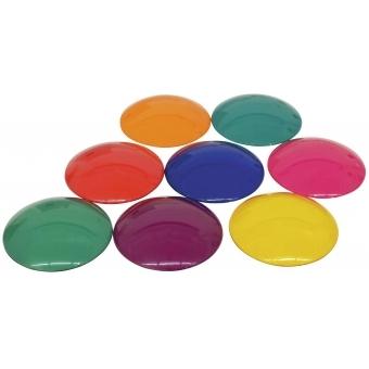 EUROLITE Color Cap Set for PAR-36, 8 colors #3