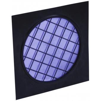 EUROLITE Blue Dichroic Filter black Frame PAR-56
