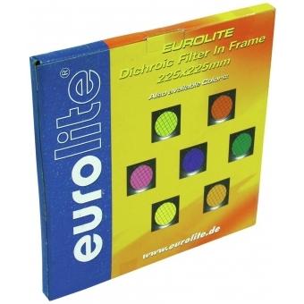 EUROLITE Green Dichroic Filter black Frame PAR-56 #3