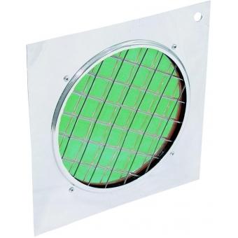 EUROLITE Green Dichroic Filter silver Frame PAR-56