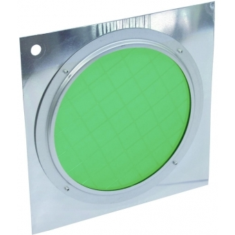 EUROLITE Green Dichroic Filter silver Frame PAR-56 #2