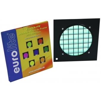 EUROLITE Turquoise Dichroic Filter bl frame PAR-56 #2