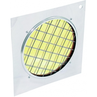 EUROLITE Yellow Dichroic Filter silv. Frame PAR-56