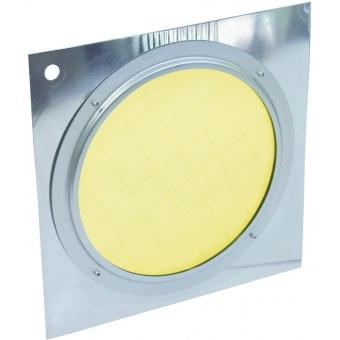 EUROLITE Yellow Dichroic Filter silv. Frame PAR-56 #2