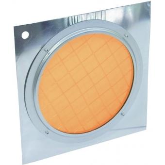 EUROLITE Orange Dichroic Filter silv. Frame PAR-56 #2
