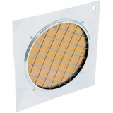EUROLITE Orange Dichroic Filter silv. Frame PAR-56