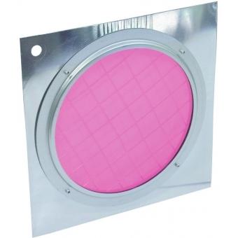 EUROLITE Magenta Dichroic Filter sil. Frame PAR-56 #2