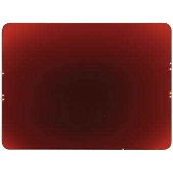 EUROLITE Dichro Filter red, 258x185x3mm, clear