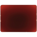EUROLITE Dichro Filter red, 258x185x3mm, clear