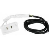 OMNILUX Socket f.PAR-56/-64 w.90cm Silicone Cable