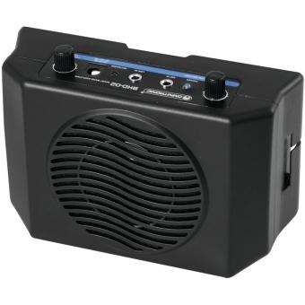 OMNITRONIC BHD-02 Waistband Amplifier #2
