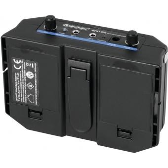 OMNITRONIC BHD-02 Waistband Amplifier #3