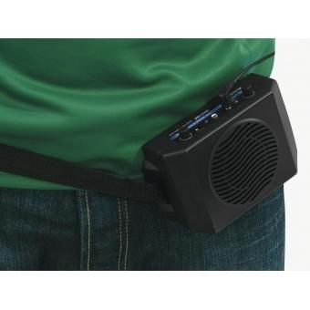 OMNITRONIC BHD-02 Waistband Amplifier #5