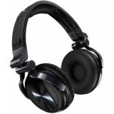 Pioneer HDJ 1500 Black - Professional DJ Headphones with Groundbreaking Soundproofing Technology