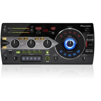 Pioneer RMX 1000  Black - 3-in-1 Remix Station #2