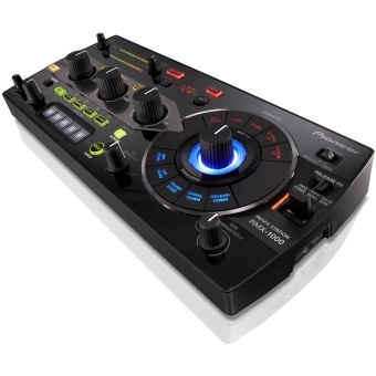 Pioneer RMX 1000  Black - 3-in-1 Remix Station