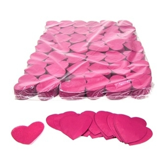 MAGICFX  Confeti Inimioare Diverse Culori 1kg #2