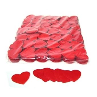 MAGICFX  Confeti Inimioare Diverse Culori 1kg