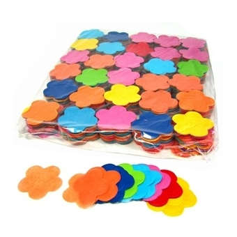 MAGICFX  Confeti Flori Diverse Culori 1kg