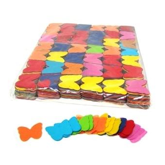MAGICFX  Confeti Fluturi Diverse Culori 1kg