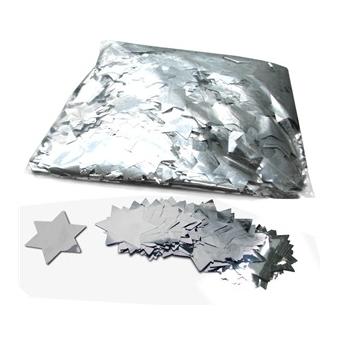 MAGICFX  Confeti Metalizate Stele Ø55mm, 1kg